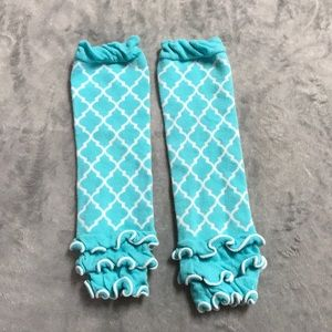 Other - Boutique style baby ruffled leg warmers